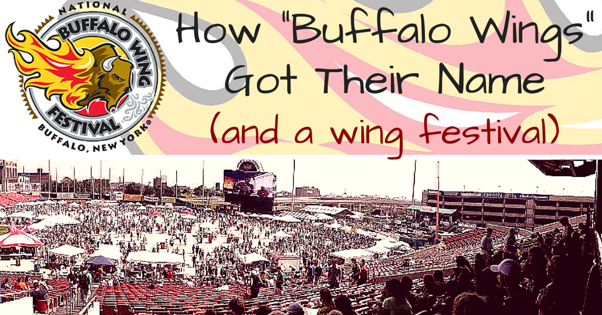 How -Buffalo Wings- Got Their Name Rosie