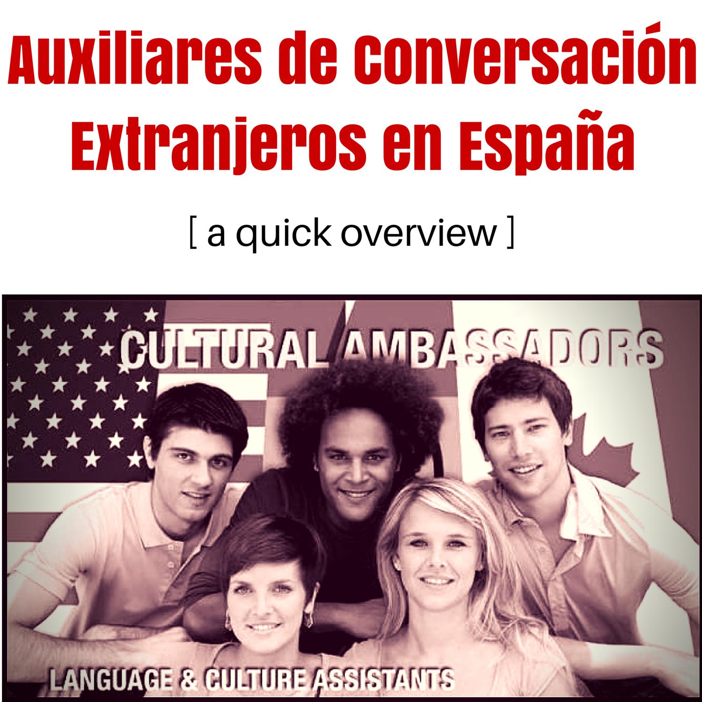 Auxiliares de Conversación Extranjeros en