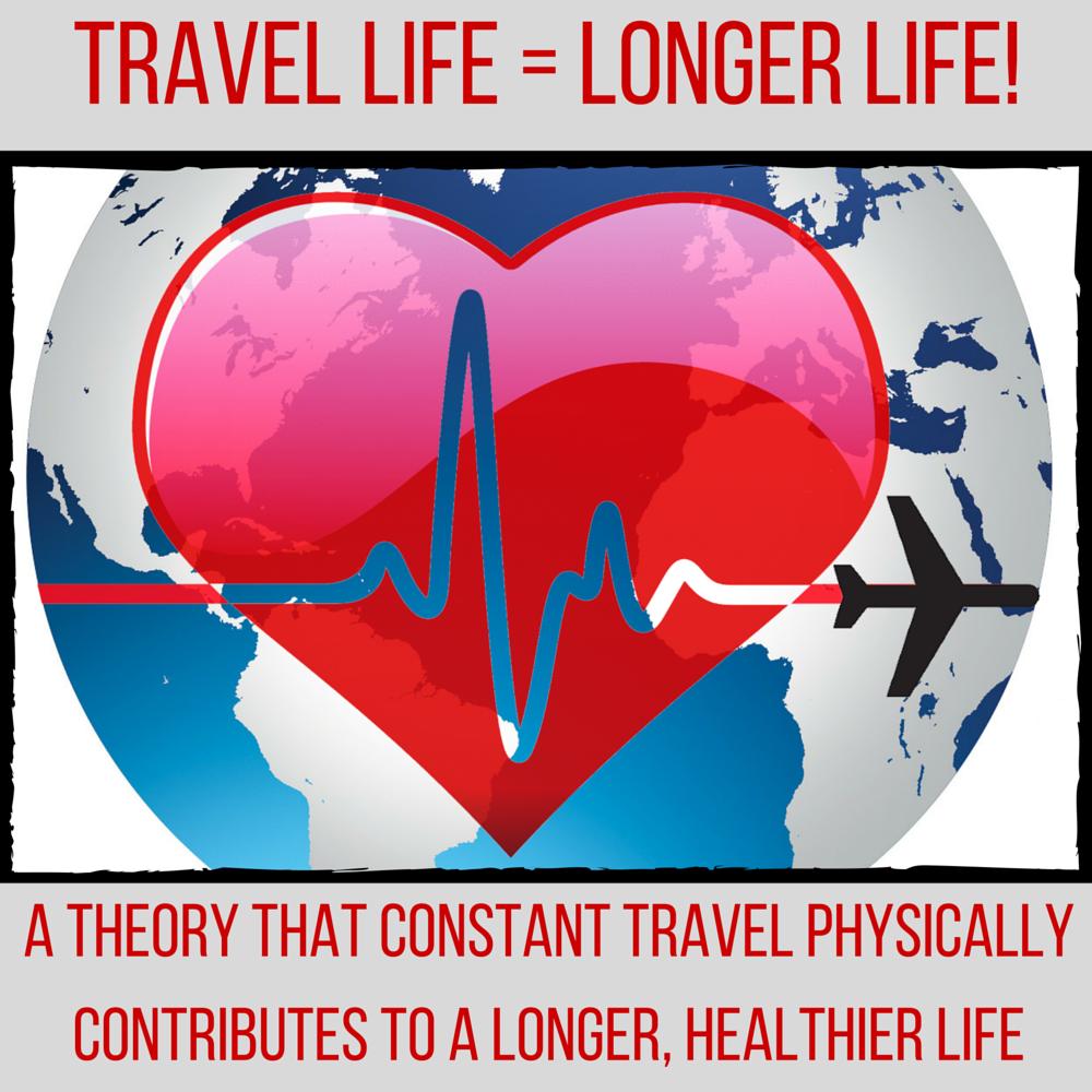 Travel Life = Longer Life #2
