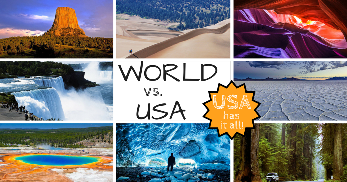 World vs USA #3