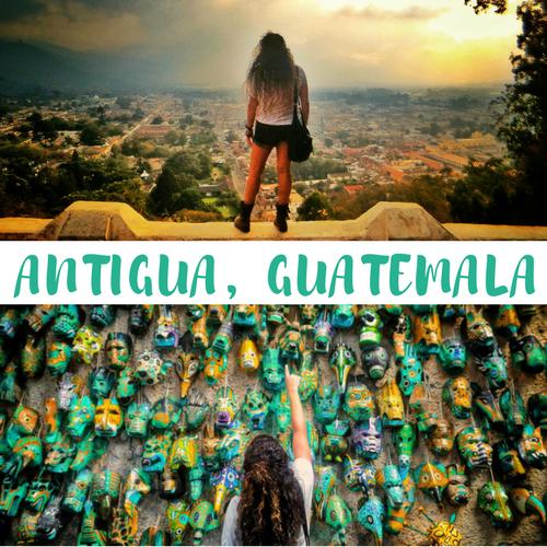 Antigua, Guatemala SQUARE
