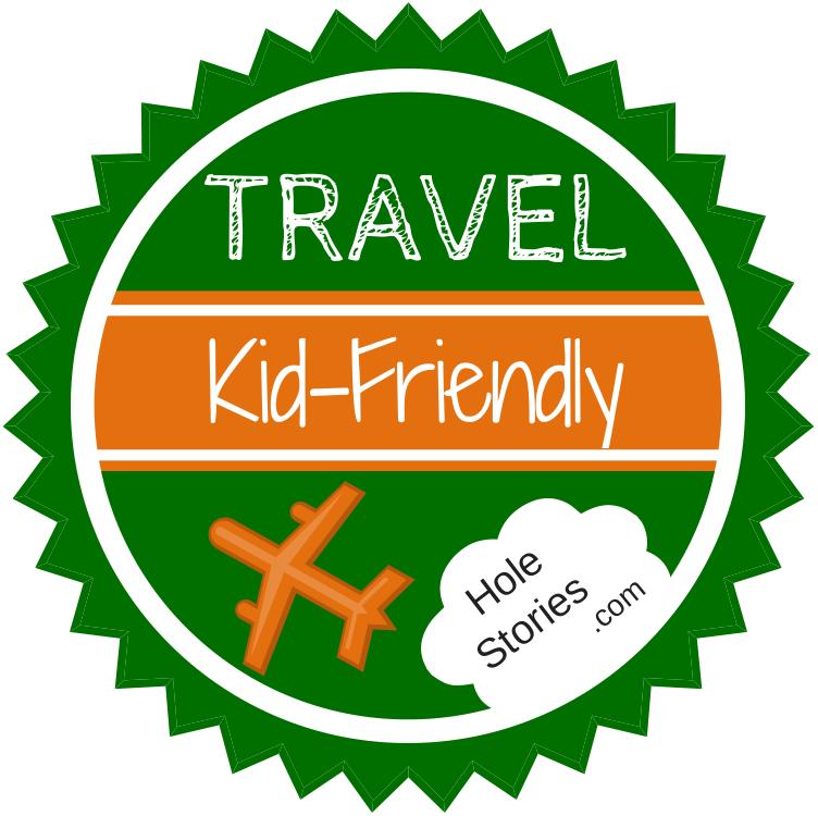 Copy of Kid-Friendly Badge (Green & Orange)