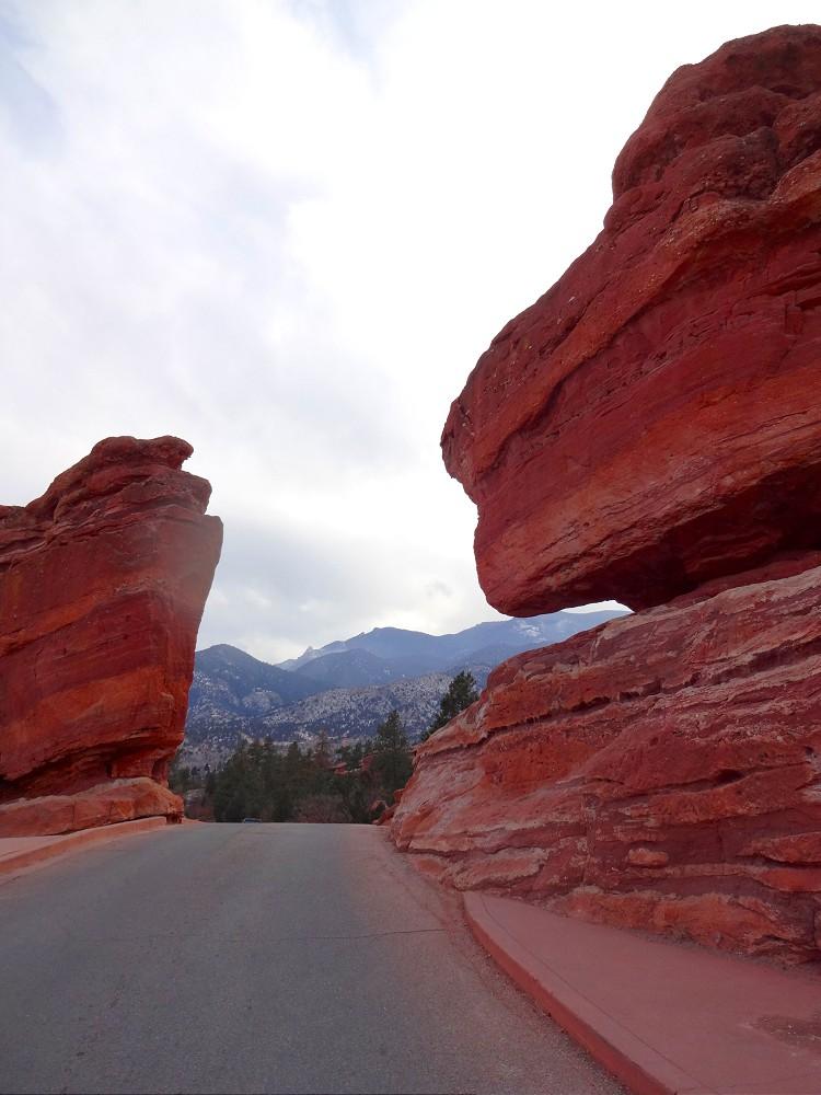 Garden Of The Gods Colorado Hole Stories