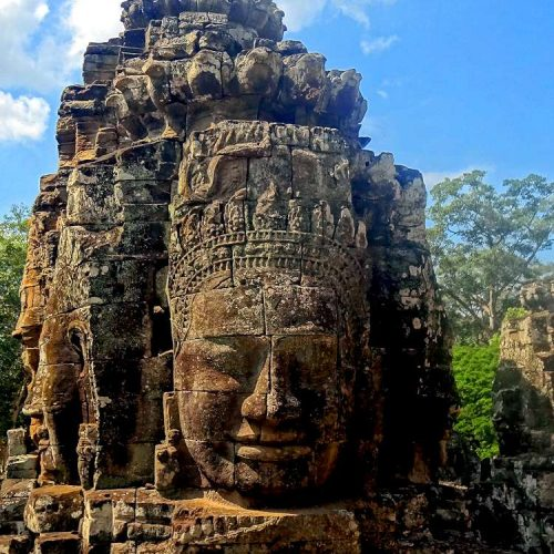 Bayon Temple, Cambodia  |  HOLE STORIES