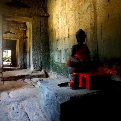 Ta Prohm Temple, Cambodia  |  HOLE STORIES
