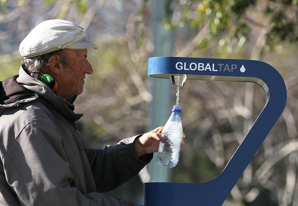 San Francisco Global Tap Water